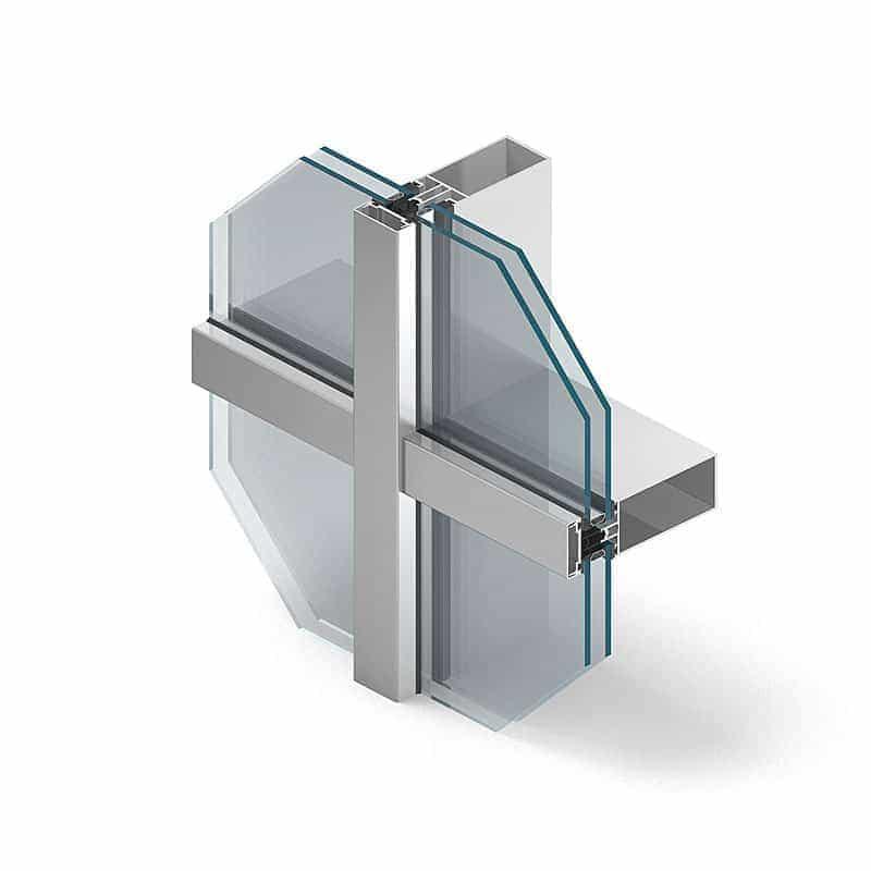 Aluminium facades from Stolmar
