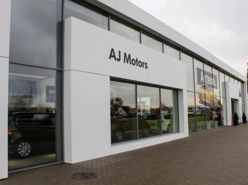 AJ Motors Dealer Volkswagen