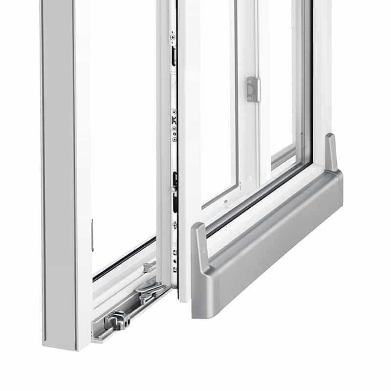 WIndows and doors with tilt and slide PSK system - Stolmar Bydgoszcz