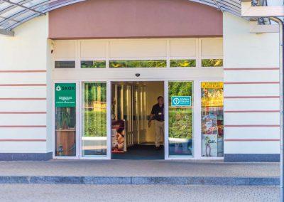 Okna Bydgoszcz Stolmar - Realiizacja Szpital Wojskowy 4