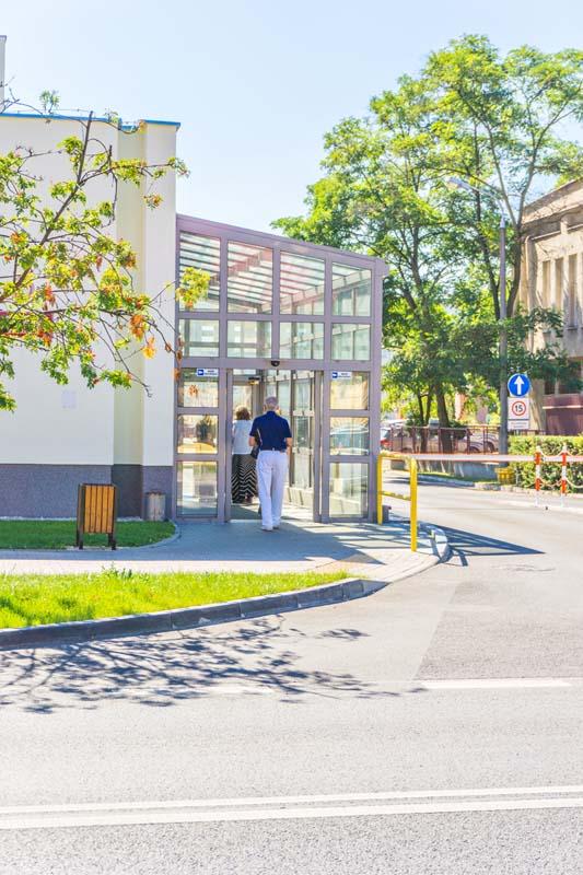 Okna Bydgoszcz Stolmar - Realiizacja Szpital Wojskowy 5