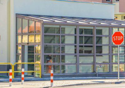 Okna Bydgoszcz Stolmar - Realiizacja Szpital Wojskowy 8
