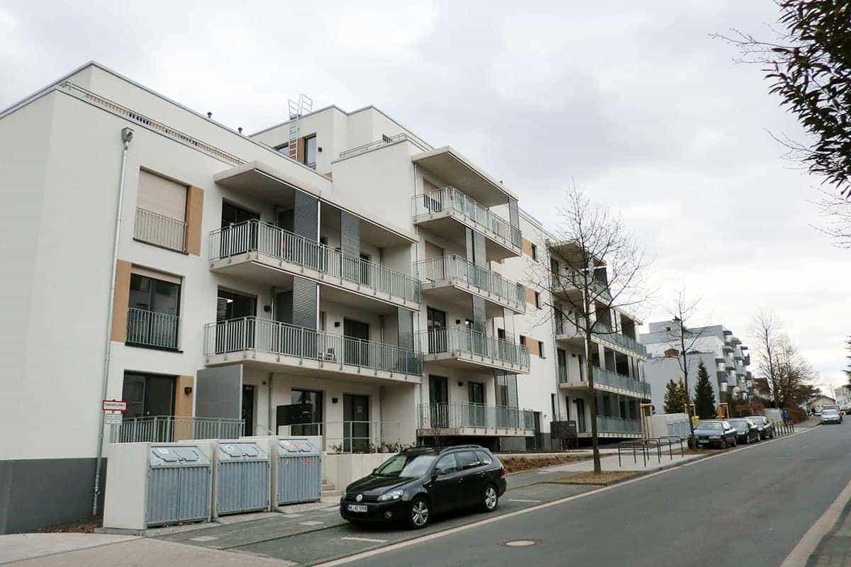 Okna Bydgoszcz - Realizacja Stolmar dla Neubau Wohnbebauung Areal Metana Carree w Bonn 2