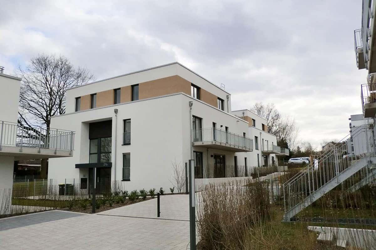 Okna Bydgoszcz - Realizacja Stolmar dla Neubau Wohnbebauung Areal Metana Carree w Bonn 3