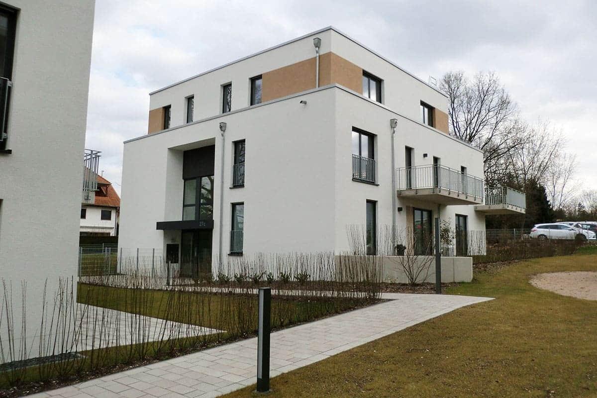Okna Bydgoszcz - Realizacja Stolmar dla Neubau Wohnbebauung Areal Metana Carree w Bonn 4