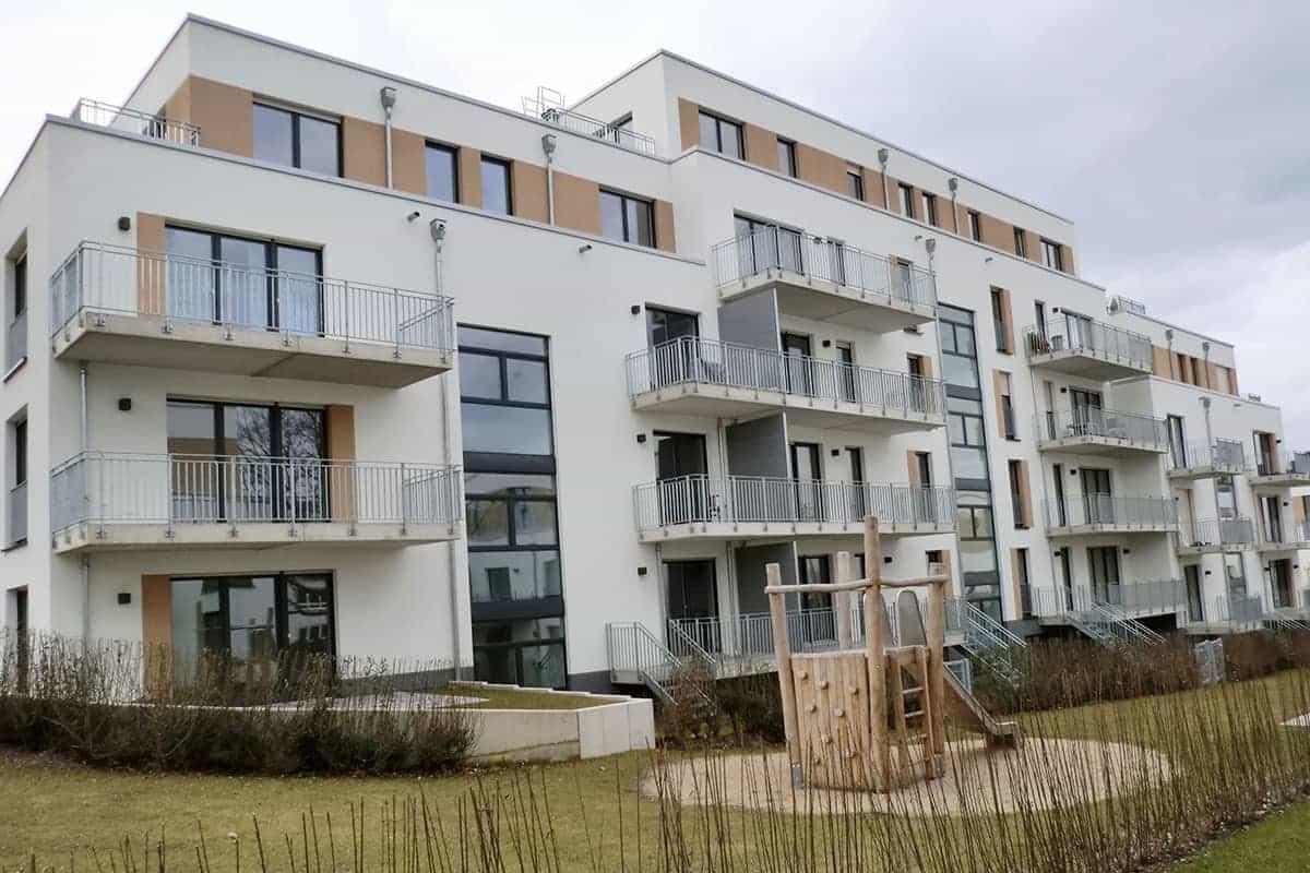 Okna Bydgoszcz - Realizacja Stolmar dla Neubau Wohnbebauung Areal Metana Carree w Bonn 5