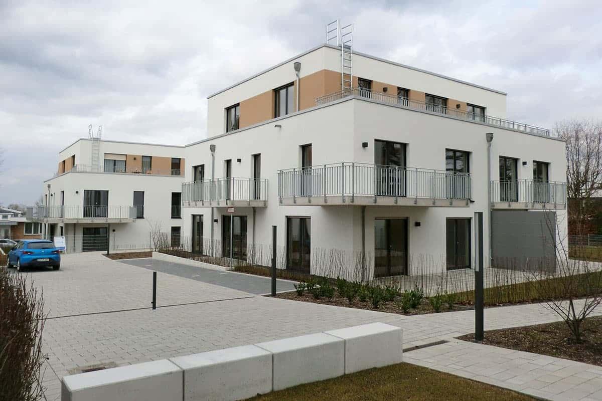 Okna Bydgoszcz - Realizacja Stolmar dla Neubau Wohnbebauung Areal Metana Carree w Bonn 6