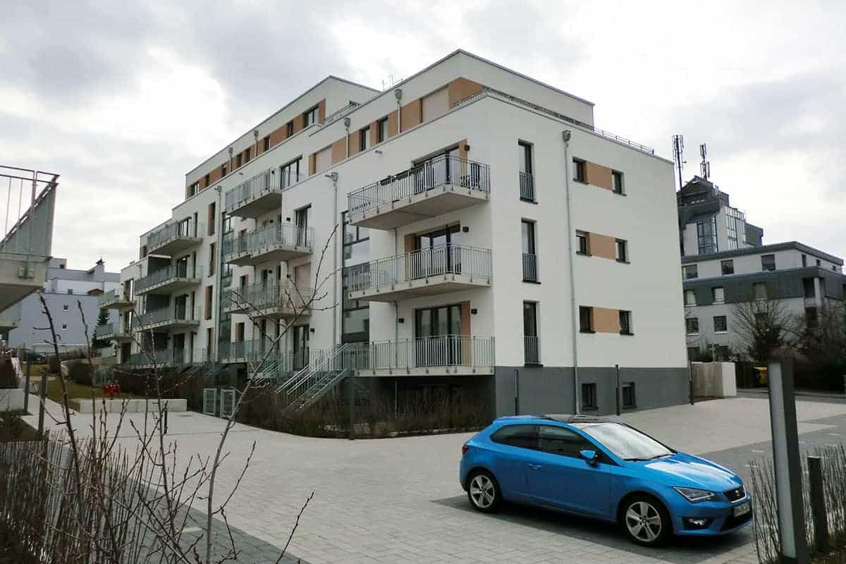 Neubau Wohnbebauung – Areal Smetana Carree in Bonn