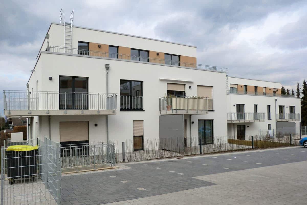 Okna Bydgoszcz - Realizacja Stolmar dla Neubau Wohnbebauung Areal Metana Carree w Bonn 8