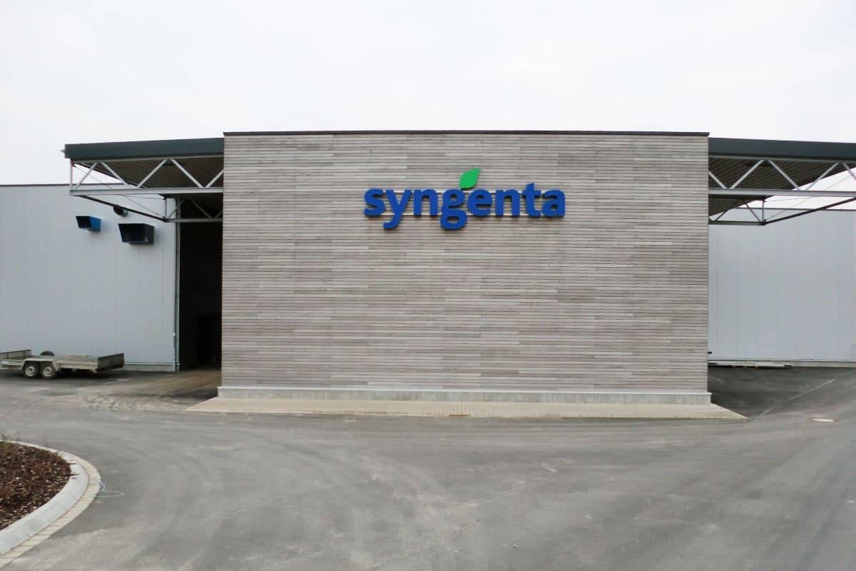 Okna Bydgoszcz - Realizacja Stolmar dla Neubau Syngenta w Bad Salzuflen 1