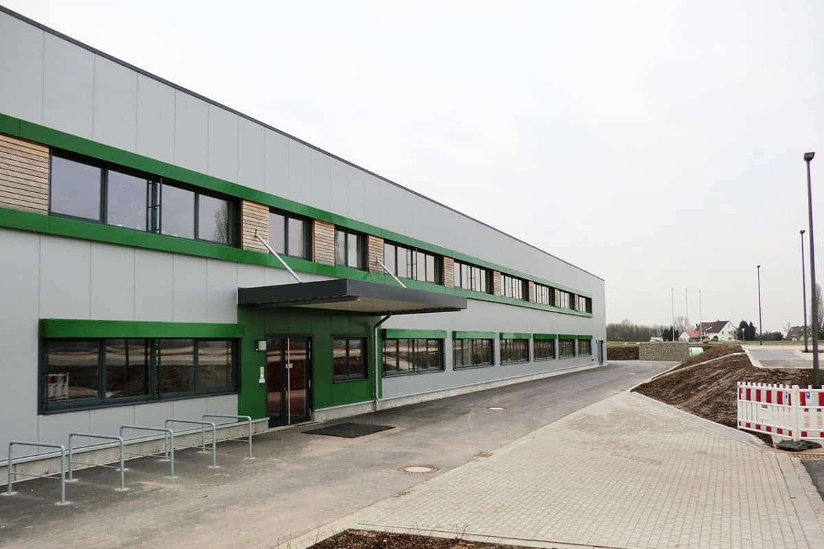 Okna Bydgoszcz - Realizacja Stolmar dla Neubau Syngenta w Bad Salzuflen 2