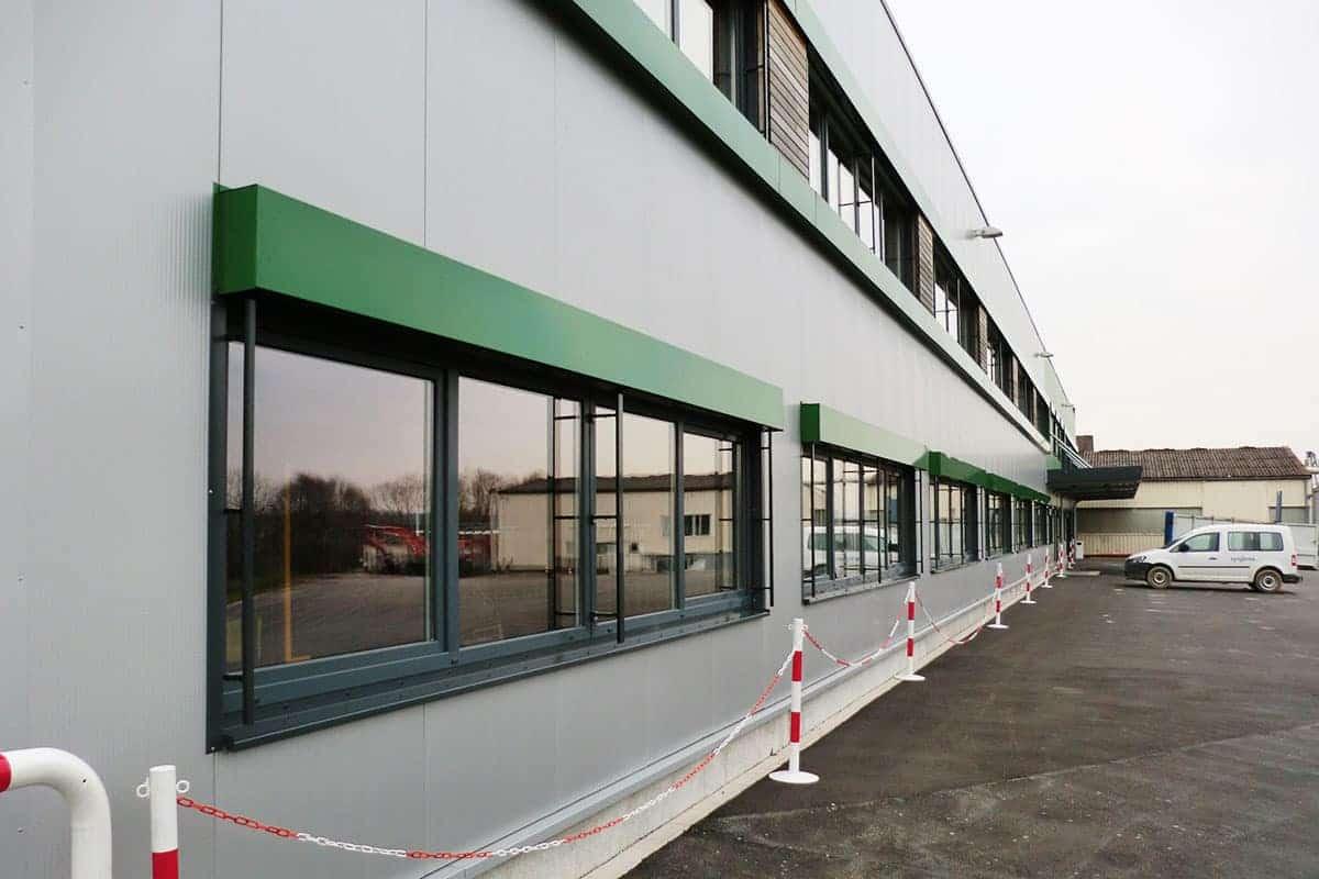 Okna Bydgoszcz - Realizacja Stolmar dla Neubau Syngenta w Bad Salzuflen 3