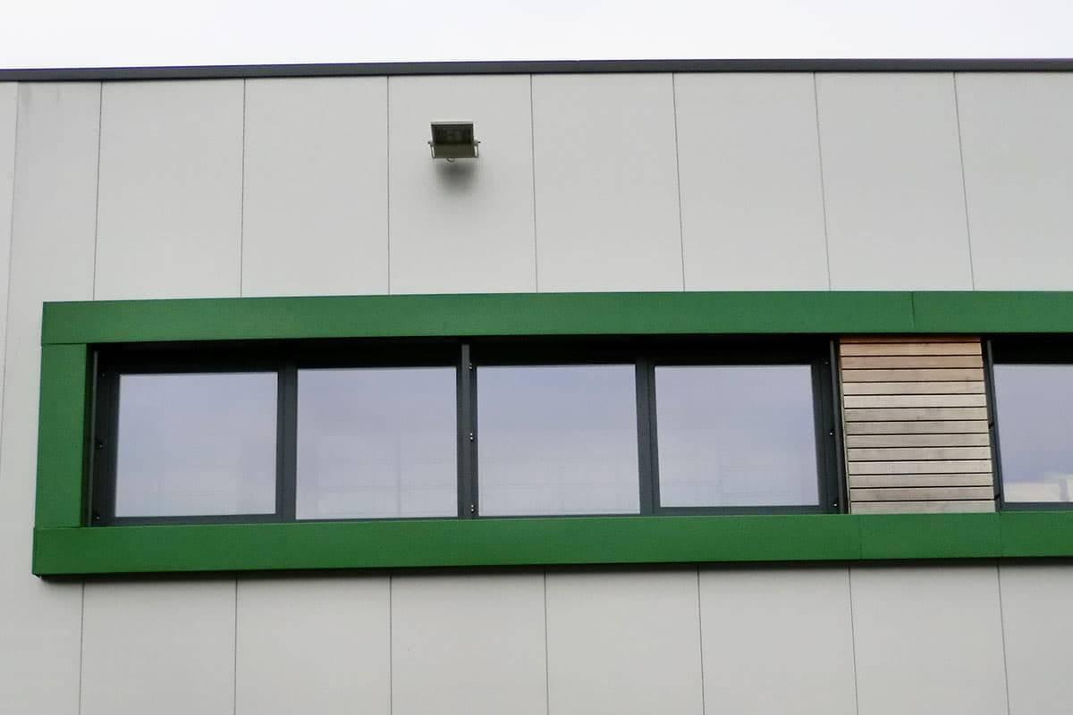 Okna Bydgoszcz - Realizacja Stolmar dla Neubau Syngenta w Bad Salzuflen 6