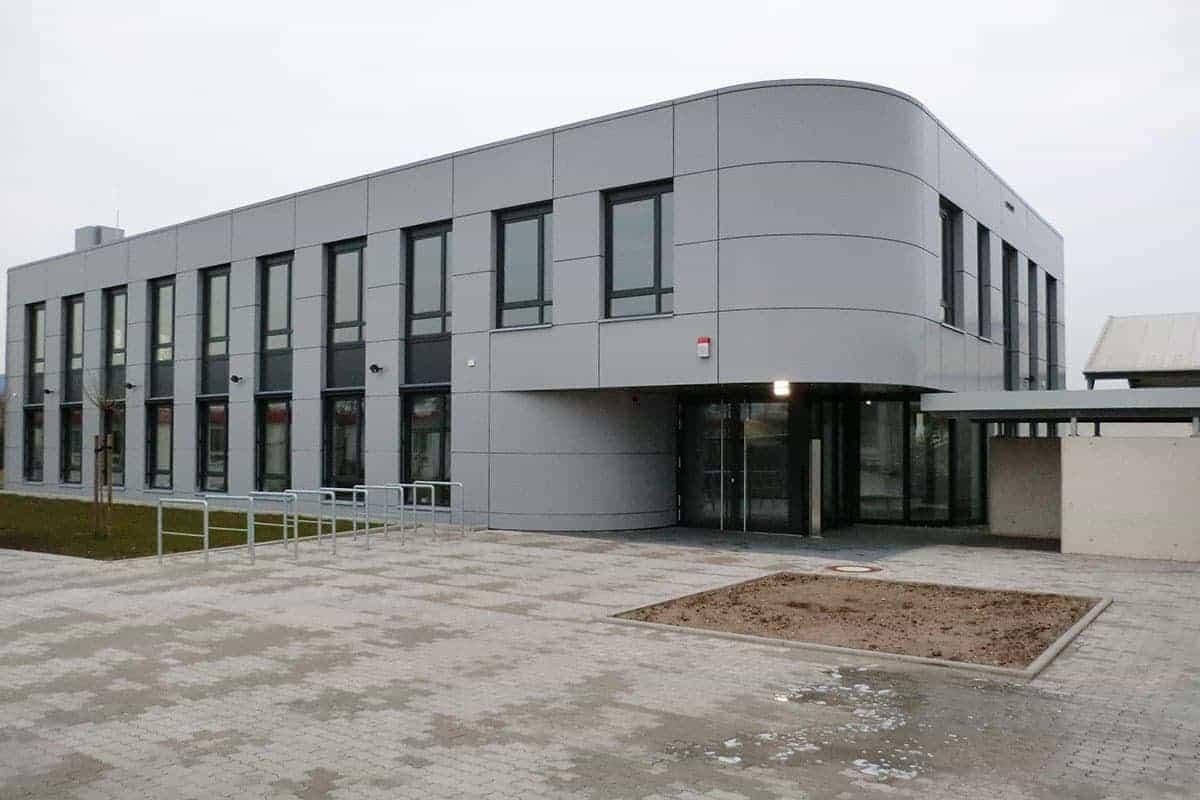Neubau Systemhaus Krick GmbH & Co. KG – Bad Oeynhausen