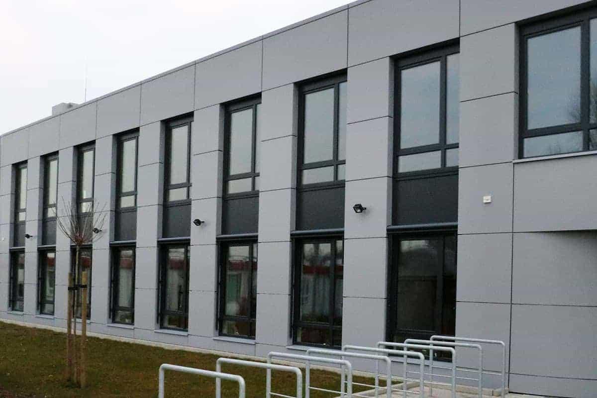 Okna Bydgoszcz - Realizacja Stolmar dla Neubau Systemhaus Krick GMBH w Bad Oeynhausen 2
