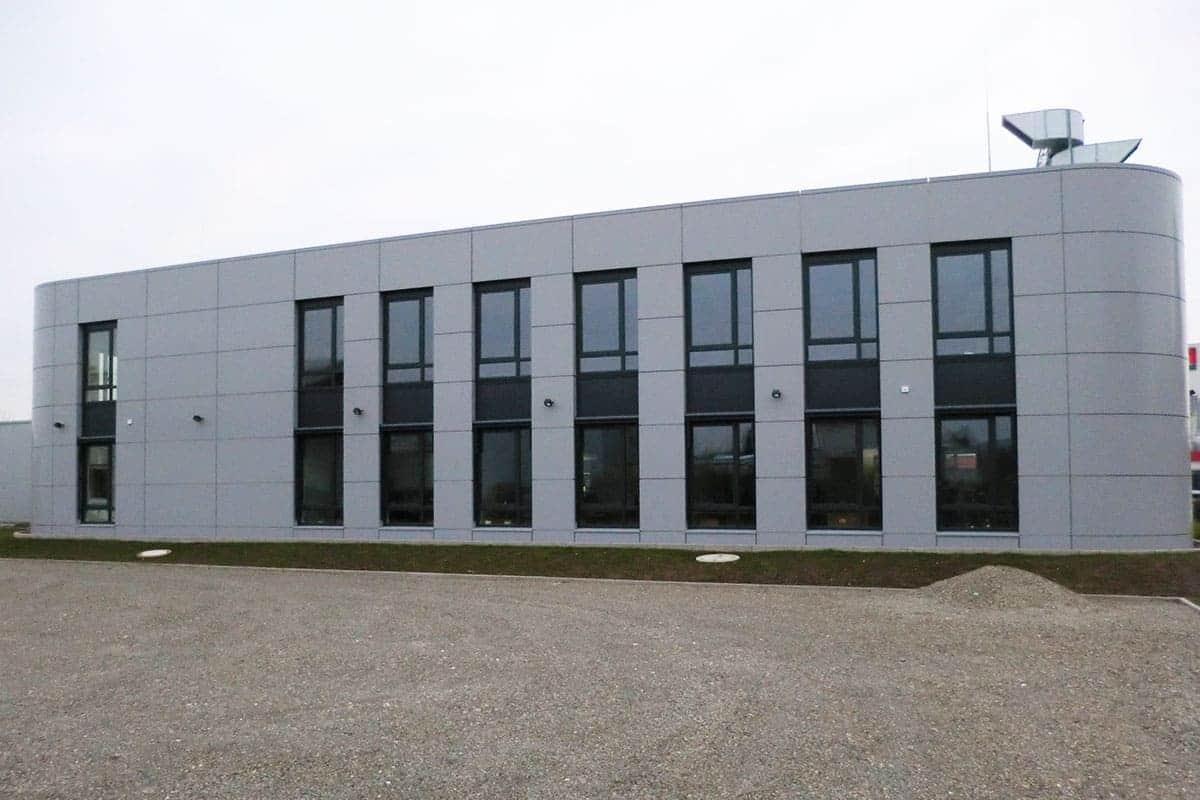 Okna Bydgoszcz - Realizacja Stolmar dla Neubau Systemhaus Krick GMBH w Bad Oeynhausen 4