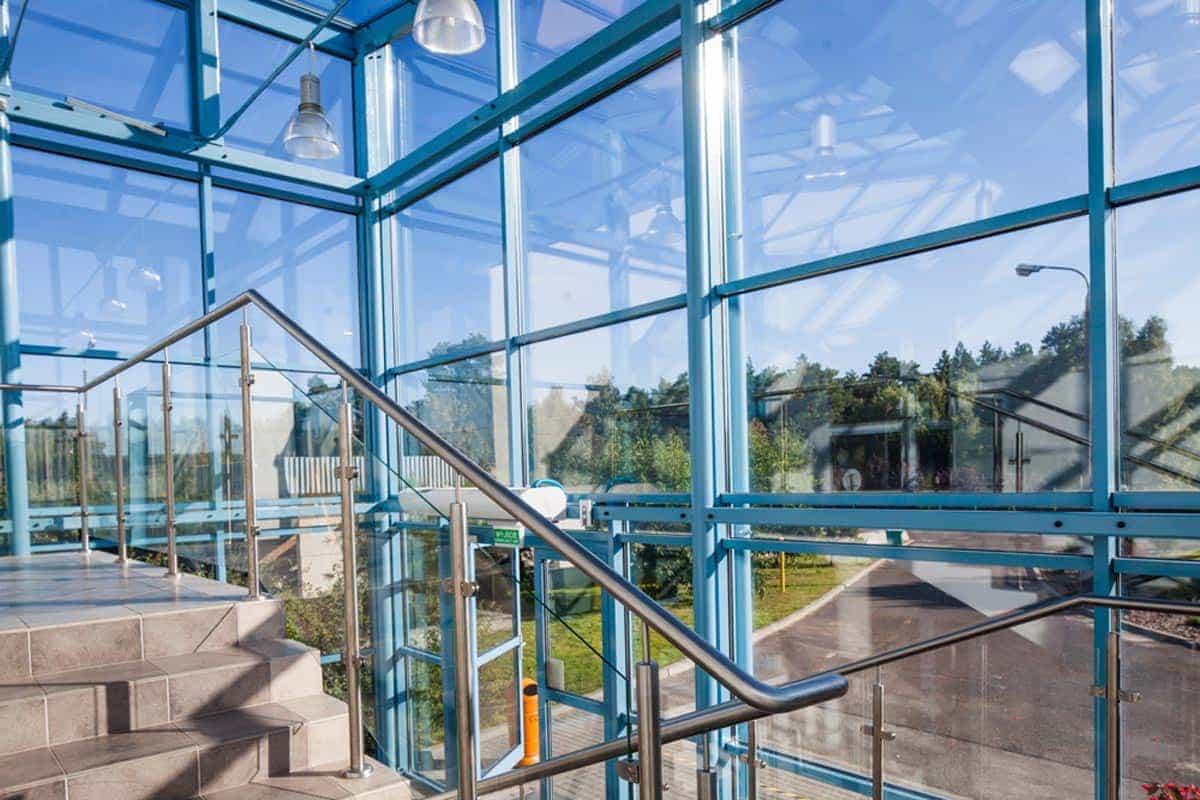 Okna aluminium w realizacji - Stolmar, Bydgoszcz.