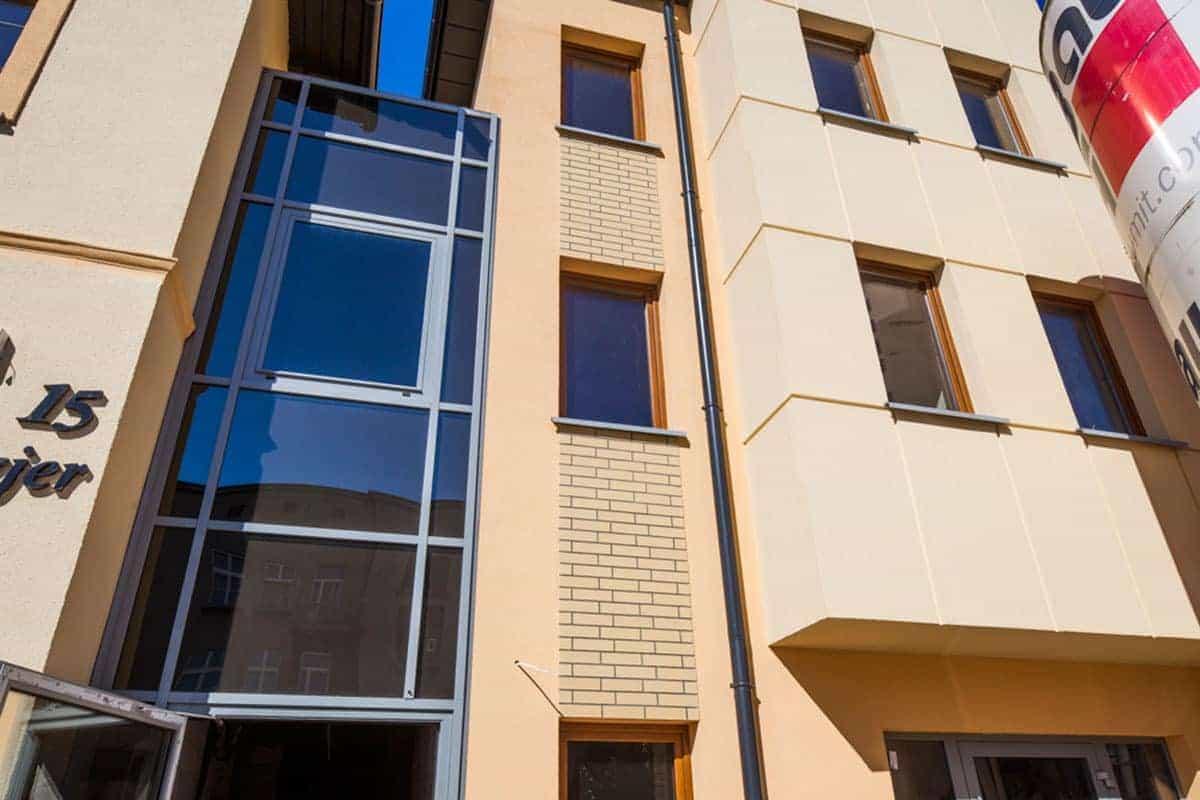 Okna PCV Stolmar dla Jobre, Bydgoszcz.