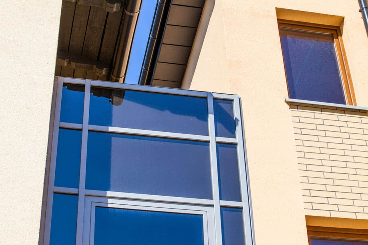Okna Stolmar dla Jobre.