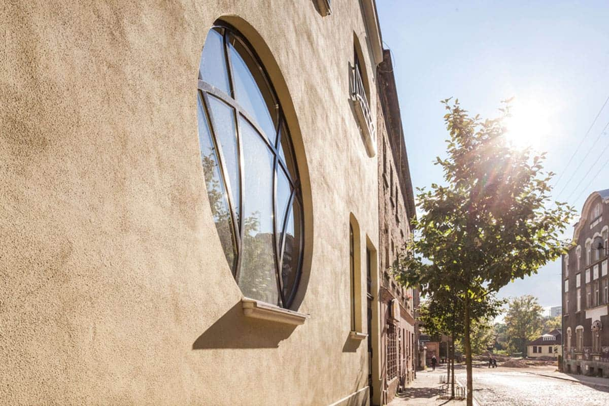 Okna Stolmar dla MCK.